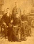 Jonathan Pearen's family.