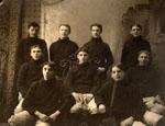 The Victoria Baseball Club - 1901, Milton.