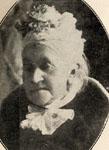 Miss Sarah Willmott.  Teacher.  1813-1903