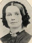 Mrs. Benjamin Jones (Elizabeth Foster).  1826-1889.