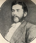 David Watson Campbell. Clerk, Municipal Politician. Publisher. 1847-1896
