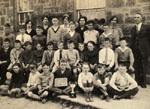 Boys' choir at Bruce Street Public School, Milton