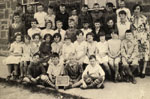 Students at Bruce Street Public School, Milton