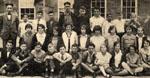 Grade 7 class at Bruce Street Public School, Milton, Ont.