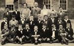Teachers and choir of Bruce Street School, Milton.