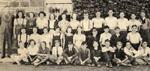 Entance class of 1938 at Bruce Street Public School, Milton.