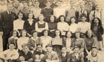 Grade 8 class of Bruce Street Public School, Milton