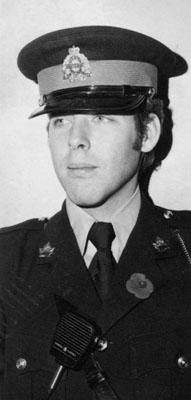 Constable Steve Amis