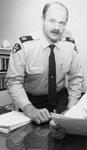 Brian Anderson.  Police Sergeant.  O.P.P.