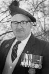 Dick Clement.  Veteran, WWII.