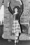 Sandy Couper. Scottish dancer.