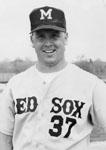 Sean Davidson.  Milton Red Sox baseball team.