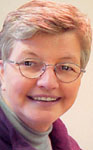 Brenda Dolling.   NDP Candidate.   2000 Federal Election.  Teacher.