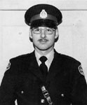 Bill Gall, Police officer