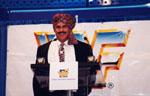 Jagit Singh Hans (Tiger Jeet Singh), Wrestler
