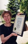 Joyce Hayward, music teacher