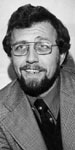 Rev.Rod Lewis, 1977 Citizen of the Year