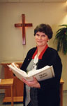 Kathy Powell, St. George's Anglican Church, Lowville