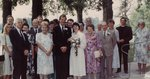 The wedding of Maureen Maggee to Paul Wright