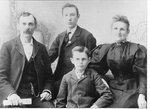 The William J. Armstrong Sr. family