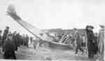 Plane crash at Milton