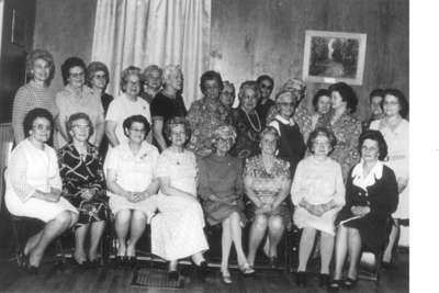 The Scotch Block Womens Institute
