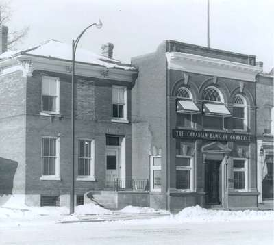 The Canadian Bank of Commerce