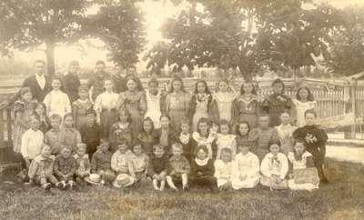 Students at Ligny School