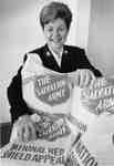 Betty Zelinsky, The Salvation Army