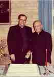 Father Michael Isabella and Father Howard Bedford