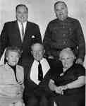 "The Jim ""Tiny"" Hopkins family"