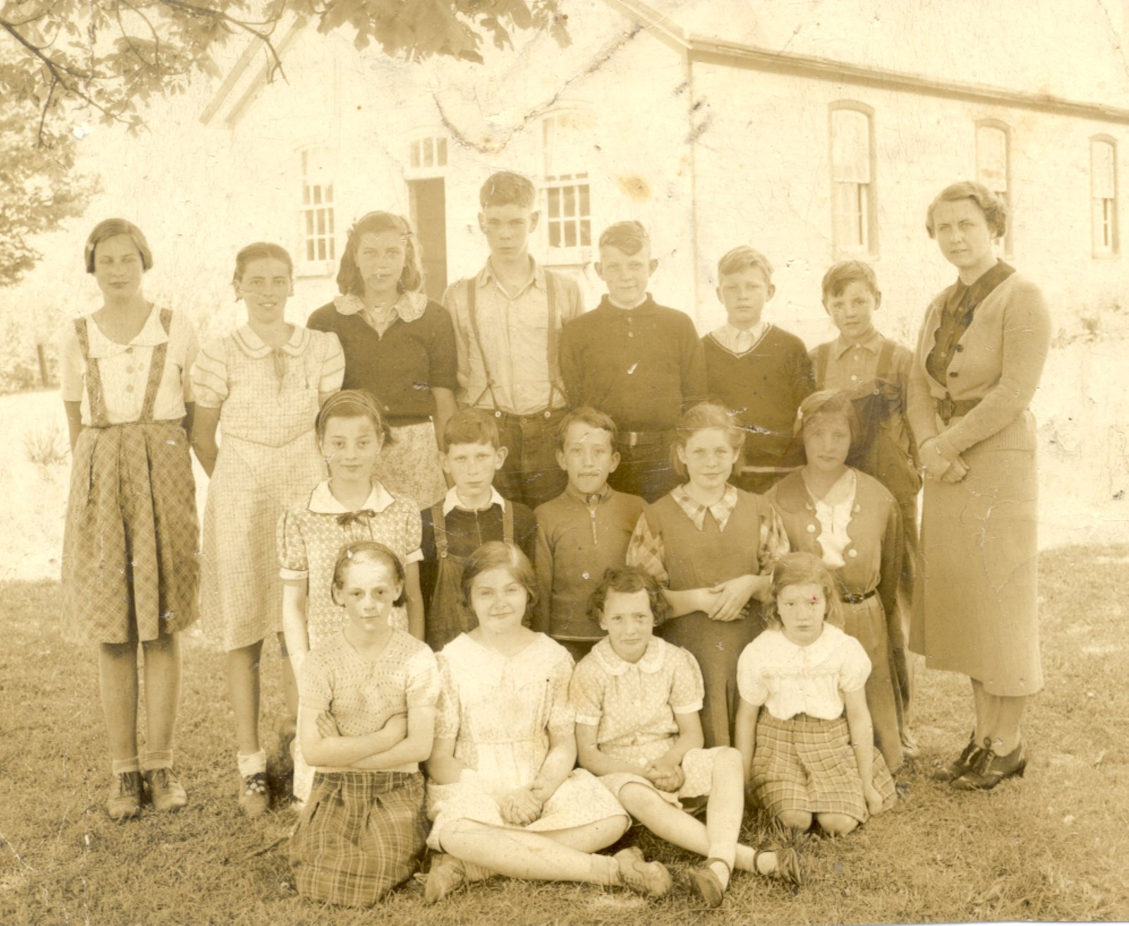 Ligny School, S.S.#1, Esquesing