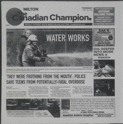 Canadian Champion (Milton, ON), 23 May 2019