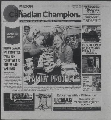 Canadian Champion (Milton, ON), 30 May 2019