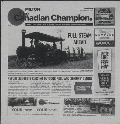 Canadian Champion (Milton, ON), 5 Sep 2019