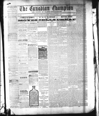 Canadian Champion (Milton, ON), 5 May 1881