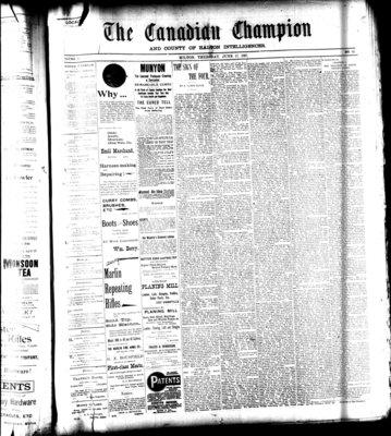 Canadian Champion (Milton, ON), 17 Jun 1897