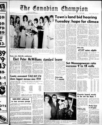 Canadian Champion (Milton, ON), 22 May 1968