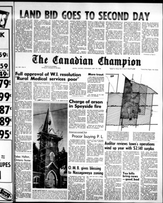 Canadian Champion (Milton, ON), 29 May 1968