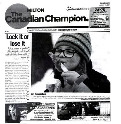 Canadian Champion (Milton, ON), 23 Mar 2017