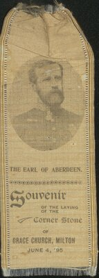 Souvenir Bookmark