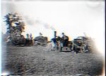 Threshing Buckwheat. J.G.C.