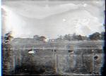 Landscape View of Farm Buildings & House