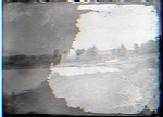 Faded Photograph of Large Body of Water, Possibly Mill Pond