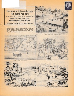 The Pictorial Newsletter: March 15, 1961