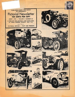 The Pictorial Newsletter: June 7, 1961