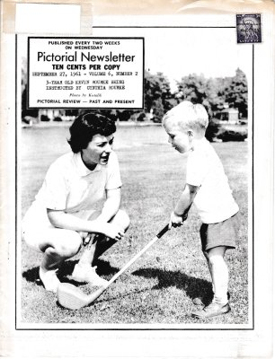 The Pictorial Newsletter: September 27, 1961
