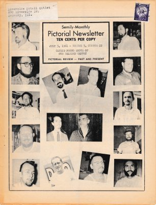 The Pictorial Newsletter: July 5, 1961