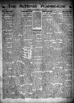 McHenry Plaindealer (McHenry, IL), 8 Apr 1920