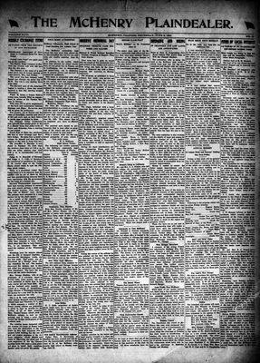 McHenry Plaindealer (McHenry, IL), 2 Jun 1921